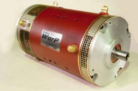 WarP 11HV motor (450 hp