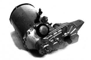 Тяговый электродвигатель