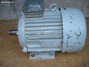 электродвигатель 3квт