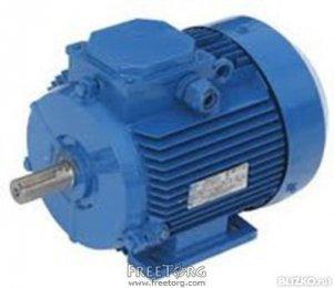 Электродвигатель АИР132М6
