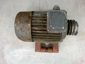 Электродвигатель мощность