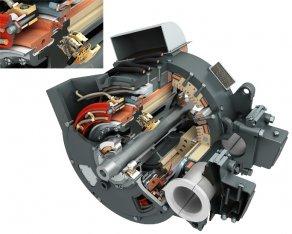Тяговый Электродвигатель (ТЭД)