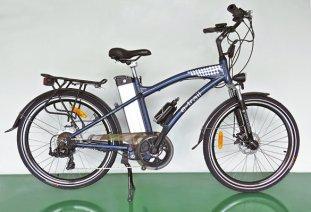 Электровелосипеды E-trail