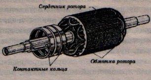 Конструкция фазного кранового