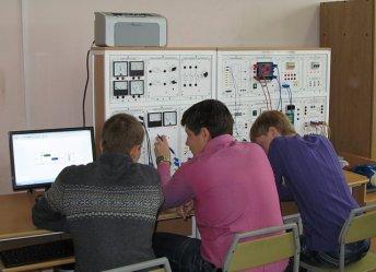 Лаборатория электрических