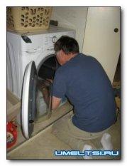 Ремонт стиральных машин своими