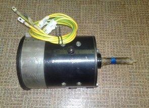 Тяговые электродвигатели
