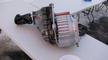 Масса электродвигателя